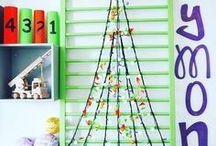 christmas / #christmastree  #kidschrismastree #childrensroom  #woodchristmastree #handmade #magiaswiat #święta #choinka  #kreatywnachoinka #creativechristmas #creativechristmastree #magiaświąt #magicchristmas  #koloroweświęta #świętatużtuż #idąświęta #christmasiscoming