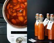 Kitchenaid Cook Processor Rezepte / Rezepte für den Kitchenaid Cook Processor. Können auch auf den Thermomix oder andere Küchenmaschinen angewendet werden.