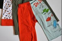 DIY Pants / Ideas for pants and pockets abound!
