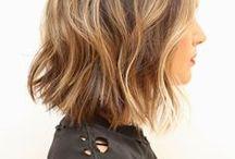 Hairstyles  / I like