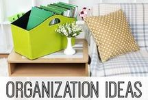 Organize this. / by Clair Holland