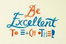 typography / by Jennie Brand