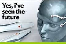 Futuroprossimo / Oggetti suggestivi che ci parlano del futuro. Per cose più complesse vi invito sul mio sito,  www.futuroprossimo.it