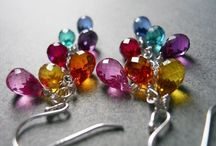 Big Huge Jewelry SALE / Personally? I love shopping a really good sale, so I added a sale section to my jewelry shop. : ) Viola!