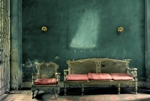 Interiors / by Leontine Greenberg