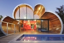 pieces to build a home / by Alina Pîrvu