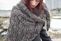 Knit Vest, Shawl & Wrap Patterns / Knit vests, shawls and wraps are perfect for layering! Browse these patterns to find the look perfect for you.  / by Annie's Catalog