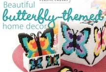 Plastic Canvas Tissue Box Cover Patterns / Add colorful character to your home with a plastic canvas tissue box cover! Browse our fun selection of patterns now.