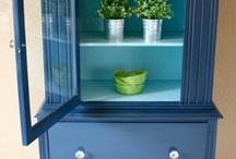 Cabinets & Cupboards / by Jacquelyn Kimball