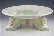 China & Dish Decor / Repurposed / by Jacquelyn Kimball