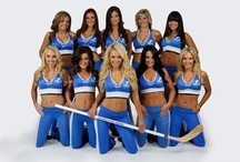 Lightning Girls / Tampa Bay Lightning Girls serve as health and fitness ambassadors to the Tampa Bay community.