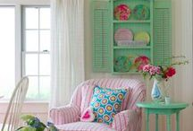 Cottage Style / by Jacquelyn Kimball