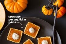Pumpkin Food Love
