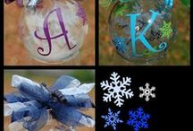 Christmas ornaments / by Marilyn Compton