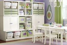 Craftroom Decor / by Jacquelyn Kimball