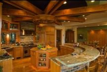 Home Ideas: Kitchens / by Ginia Steward