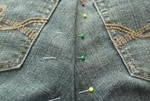 Basic Alterations & Tailoring / Sewing Men and Women's Fashion / by Jacquelyn Kimball