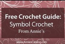 Free Crochet Tips & Tutorials / Learn new crochet stitches, get step-by-step help mastering crochet techniques, discover helpful tips and more on this free crochet resource board. This board features many crochet tips and tutorials that are favorite features of the Talking Crochet newsletter! Go here to sign up for this free newsletter: www.anniesnewsletters.com. / by Annie's Catalog