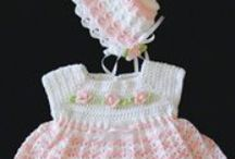 Crochet Baby Dress Patterns / by Annie's Catalog