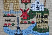 Crafts-cross-stitch / Needle art / by Jen Shannon