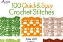 Crochet Technique Patterns