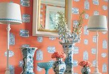 Style: Chinoiserie Chic