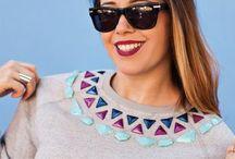 DIY Fashion and thrifting inspiration