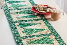 Christmas Quilt Patterns / Make it a merry holiday season with Christmas quilt patterns from Annie's: http://www.anniescatalog.com/quilt/list.html?cat_id=1693 / by Annie's Catalog