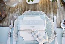Weddings: Menus & Programs