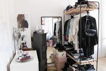 the dressing room / by ashbuckitt