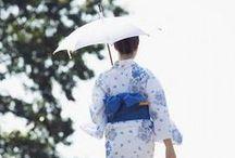 Kimono & Yukata / by Not Just Another Milla
