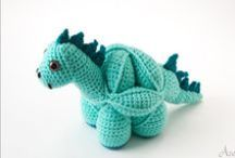 Crochet Amamani Puzzle Balls
