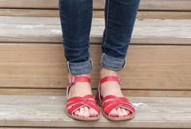 Saltwater sandals / I love these sandals!! / by Lindsay
