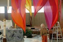 Ideas:  Church Display