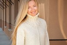 Annie's Signature Knit Designs / New knit patterns designed for AnniesCraftStore.com by Lena Skvagerson.