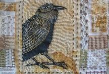 Quilts & Fabric Art