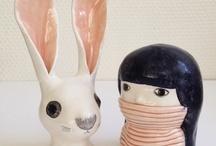 ceramics / by Helene Ekblom