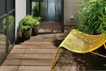 LIVING SPACE: OUTDOORS / Outdoor spaces we love.
