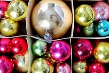 Merry Happy Christmas Decorations