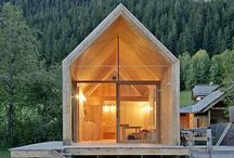 DREAM VACATION HOMES / Don't we all want a vacation home to escape to once in a while?