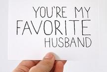 Husband / by Jennifer Rayden Carroll