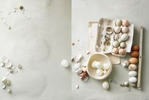 white + cream