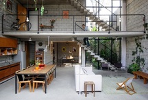 Interiors / by George Heinemann