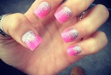 Nails & Hair / by Caitlin Posterick
