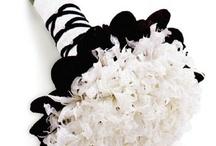 Black & White Wedding / by Kimberly Dailey