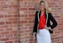 Fashion Friday / Tips, outfit ideas, and inspiration for your office wardrobe