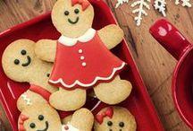 Christmas Community Board / Crafts, receipes, etc