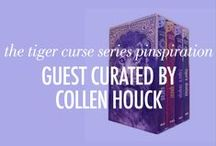 The Tiger's Curse Series Pinspiration! Guest curated by author Colleen Houck / It's no secret that the girls at GL are obsessed with the Tiger's Curse series. And now that we just got our hands on Tiger's Destiny, we're thinking back to how it all began.