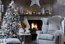 Christmas Fireplaces / by Ginny Gulotta