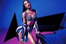 RIHANNA FOR RIVER ISLAND / Prepare for the launch of the most coveted collaboration of the year; Rihanna for River Island. Summer collection available in-store and online from May 25th! #Rihannaforriverisland